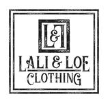 Lali & Loe Clothing Logo - Entry #88