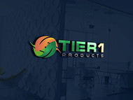Tier 1 Products Logo - Entry #249