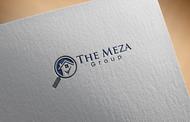 The Meza Group Logo - Entry #123