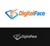 Digital Face Logo - Entry #52