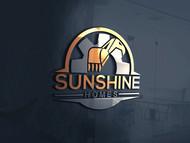 Sunshine Homes Logo - Entry #528