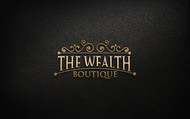 the wealth boutique Logo - Entry #25