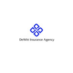"""DeWitt Insurance Agency"" or just ""DeWitt"" Logo - Entry #7"
