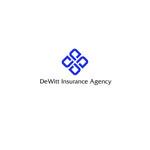 """""""DeWitt Insurance Agency"""" or just """"DeWitt"""" Logo - Entry #7"""