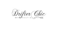 Drifter Chic Boutique Logo - Entry #420