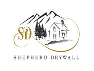 Shepherd Drywall Logo - Entry #282