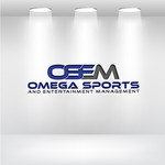 Omega Sports and Entertainment Management (OSEM) Logo - Entry #86