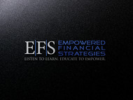 Empowered Financial Strategies Logo - Entry #114
