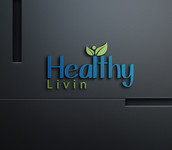 Healthy Livin Logo - Entry #172