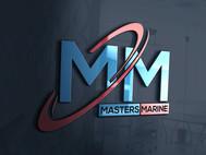 Masters Marine Logo - Entry #483