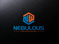 Nebulous Woodworking Logo - Entry #151