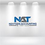 NextGen Accounting & Tax LLC Logo - Entry #470