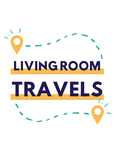 Living Room Travels Logo - Entry #2