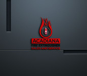 Acadiana Fire Extinguisher Sales and Service Logo - Entry #191