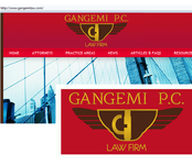 Law firm needs logo for letterhead, website, and business cards - Entry #124