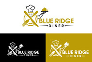 Blue Ridge Diner Logo - Entry #24