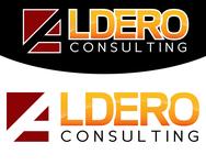 Aldero Consulting Logo - Entry #106