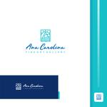 Ana Carolina Fine Art Gallery Logo - Entry #137