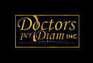 Doctors per Diem Inc Logo - Entry #41