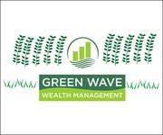 Green Wave Wealth Management Logo - Entry #387