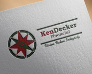 Ken Decker Financial Logo - Entry #82