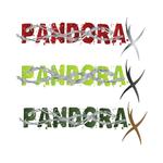 Pandora X Logo - Entry #43