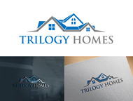 TRILOGY HOMES Logo - Entry #258