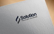 Solution Trailer Leasing Logo - Entry #145