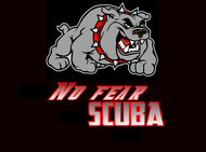 No Fear Scuba Logo - Entry #63