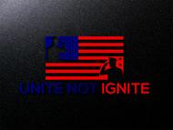 Unite not Ignite Logo - Entry #58