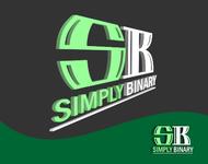 Simply Binary Logo - Entry #153