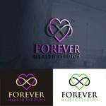 Forever Health Studio's Logo - Entry #99