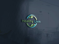 Healthy Livin Logo - Entry #176