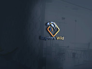 Raptors Wild Logo - Entry #370