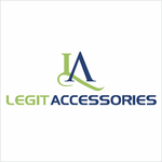 Legit Accessories Logo - Entry #9