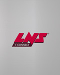 LNS Connect or LNS Connected or LNS e-Connect Logo - Entry #58
