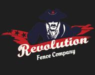 Revolution Fence Co. Logo - Entry #391