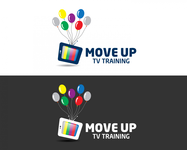 Move Up TV Training  Logo - Entry #94