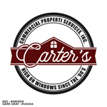 Carter's Commercial Property Services, Inc. Logo - Entry #50