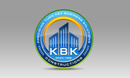 KBK constructions Logo - Entry #17