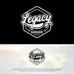 LEGACY GARAGE Logo - Entry #88
