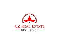 CZ Real Estate Rockstars Logo - Entry #97
