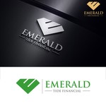 Emerald Tide Financial Logo - Entry #360