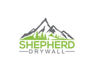 Shepherd Drywall Logo - Entry #116