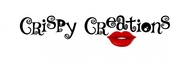 Crispy Creations logo - Entry #86