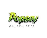 gluten free popsey  Logo - Entry #82