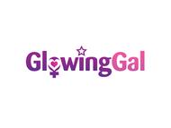 Glowing Gal Logo - Entry #79