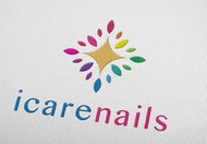 icarenails Logo - Entry #80