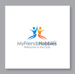 MyFriendsHobbies.com Logo - Entry #5