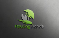 Rowing Hands Logo - Entry #19
